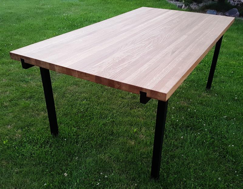 """Valgomojo stalas """"Modern Oak V2"""""""